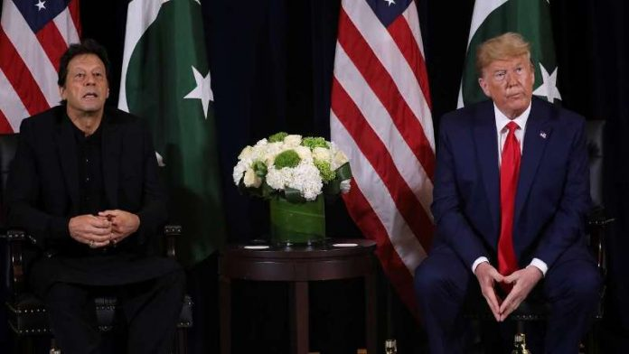 Trump, With Imran Khan By His Side, Offers J&K Mediation For Third Time