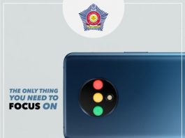 Police Turns OnePlus 7T Camera Module into a Traffic Light to Spread Road Awareness
