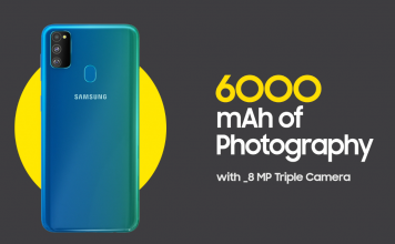 Samsung launches Galaxy M30s in India with massive 6000mAh battery