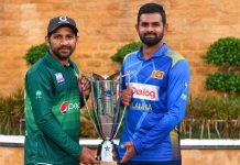Pakistan Gears Up For The 2nd ODI Versus Sri Lanka, With Rain Likely To Play a Part