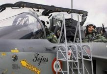 Rajnath Singh Becomes First Defence Minister to Fly In combat aircraft,Tejas