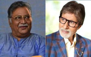 Amitabh  makes his debut  with 'AB Aani CD' in Marathi film industry