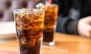 Consumption of diet drink a day causes a risk in early death