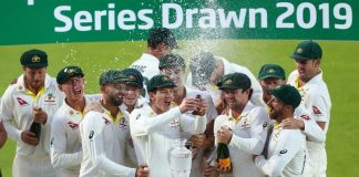 Wade's ton gone in vain as the hosts leveled the ashes