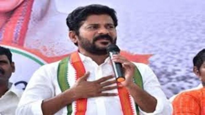 Revanth Reddy raises Secunderabad Cantonment Board lands issue