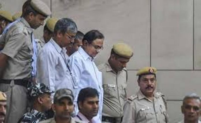 Chidambaram withdraws plea challenging arrest in INX Media case