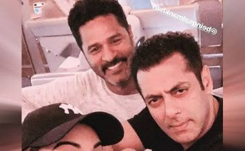 Salman Khan Confirms Prabhudeva Film for Eid 2020 is Not Titled Radhe