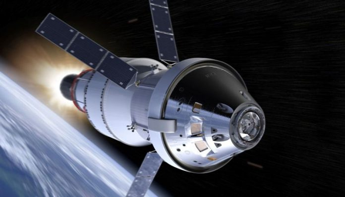 NASA to pay $4.6 billion to Lockheed Martin for making six space capsules for Artemis mission