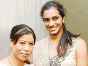 Mary Kom for Padma Vibhushan, PV Sindhu for Padma Bhushan in All-Women Sports Ministry List