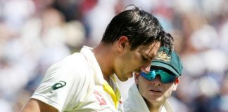Smith,Pat Cummins Retain Top Spots In ICC Test Rankings