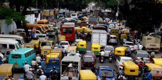 After Gujarat, Karnataka cut penalties on traffic violations
