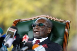 Zimbabwe's former President Robert Mugabe passes away At 95