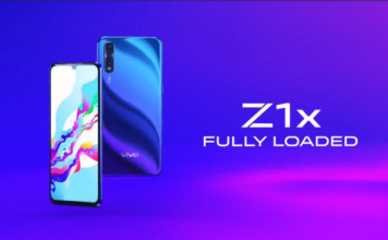 Vivo Z1x to Go on Sale for First Time at 12 Noon Today via Flipkart