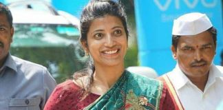 IAS officer Amrapali appointed as Deputy Secretary in the Union Cabinet Secretariat