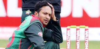 Shakib Al Hasan likely to miss India tour