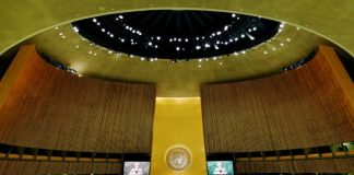 Stalled Escalators, Empty Water Coolers as Budget Crunch Hits UN