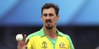 Mitchell Starc to miss second T20I against Sri Lanka