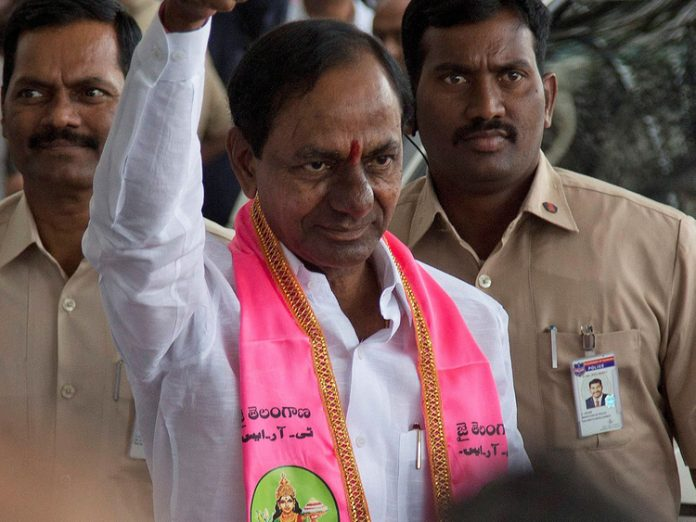 Huzurnagar: CM KCR's thanksgiving meeting scheduled for 4 PM today