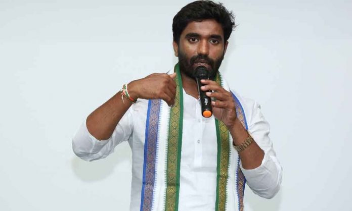 TDP leaders don't have the right to criticize YSRCP government regarding sand supply: MP Margani Bharat Ram
