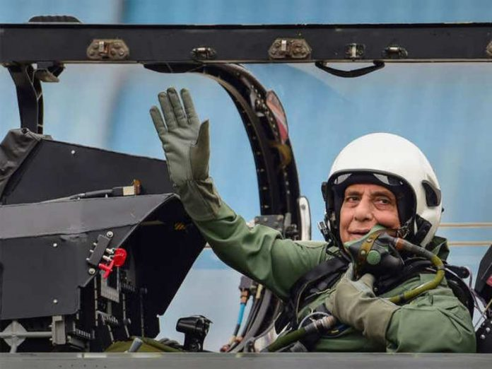 Rajnath Singh to fly sortie in Rafale fighter jet on 8 Oct during France visit
