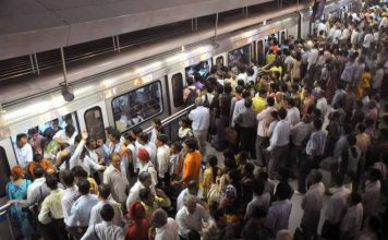 Hyderabad Metro Creates A record of Commuting 3.80 Lakh Passengers