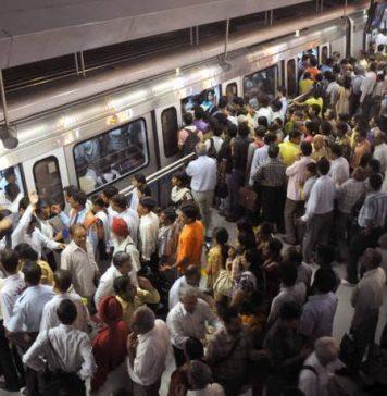 Hyderabad Metro Creates A record of Commuting 3.80 Lakh Passengers