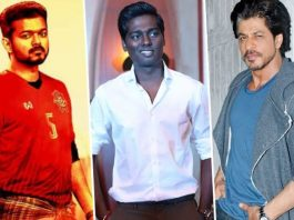 WOW! Bigil Director Atlee Locks His Next With Shah Rukh Khan? An Out & Out Commercial BLOCKBUSTER