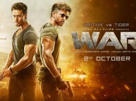 War box office collection Day 1: Hrithik Roshan and Tiger Shroff film opens with a bang
