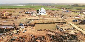 Ind and Pak Officials Won't Cross Border as Kartarpur act to be Signed