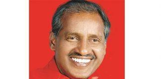 CPI leader Kunamaneni Sambasiva Rao stages indefinite hunger strike in support of TSRTC