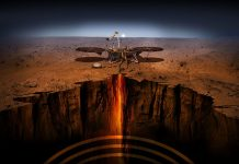 NASA's Insight lander starts digging into Martian surface