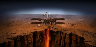 NASA's Insight lander starts digging into Martian surface