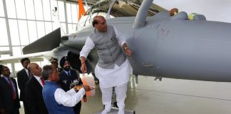 Rajnath Singh Defends Performing 'Shastra Puja' For Rafale Jets Amid Controversy