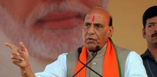 Defence Minister Rajnath Singh's Warning to Pakistan on Infiltration Attempt