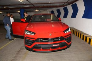 When Ranveer Singh Styled His Look To Match His New Lamborghini