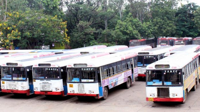 TSRTC to hold talks with RTC unions today