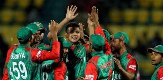 Arafat Sunny, Al-Amin Hossain recalled for India T20Is