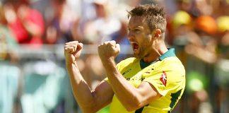 Injured Tye ruled out of Sri Lanka T20Is