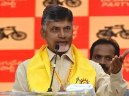 Chandrababu Naidu Slams Government For Not Protecting Law and Order In The State.