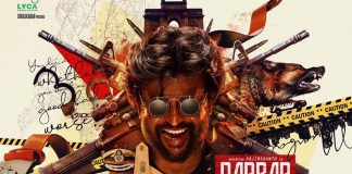 Rajinikanth's 'Darbar' motion poster released