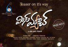 Uday Shankar's MISMATCH gets release date