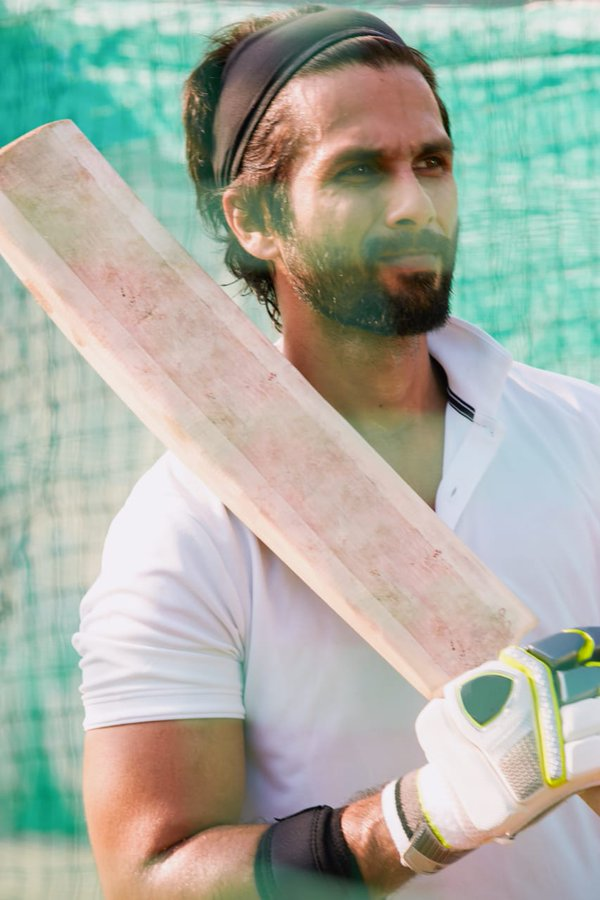 After Kabir Singh, Shahid Kapoor Slips Into A New 'Jersey'. See Prep Pic