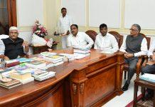 Union Minister Gajendra Singh Shekhawat praises Telangana government schemes