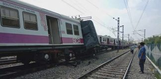 Hyderabad: Two trains collide in Kacheguda, 30 injured