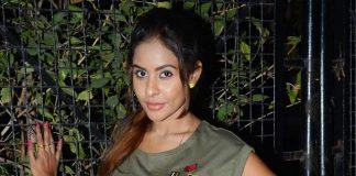 I will enter politics actress srireddy I will quit movies srireddy