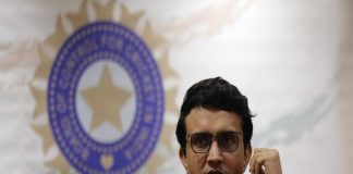 Ganguly Thanks Both Teams For Playing Under Tough Conditions In Delhi