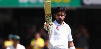 Pak lose by an innings and 5 Runs Despite after Babar's Ton against Aus