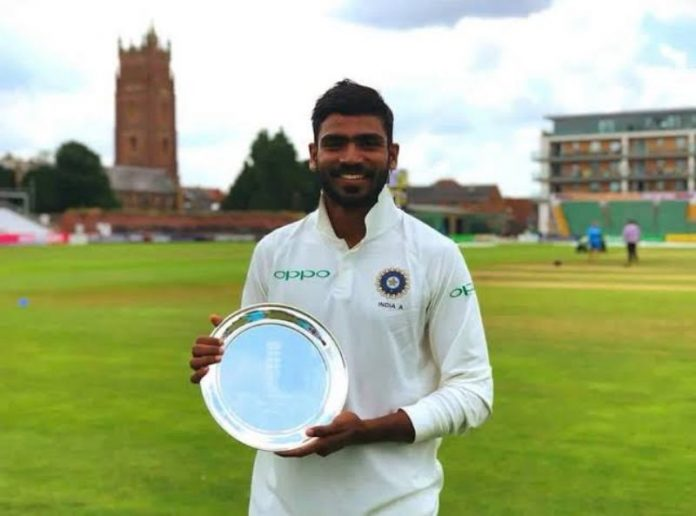 Pant, Gill released from Test squad; Bharat named in the Squad