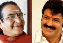 Nandamuri Balakrishna plays the role of NTR again?
