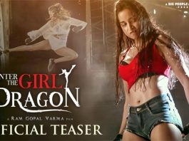 Ram gopal varma's 'Enter The Girl Dragon' teaser